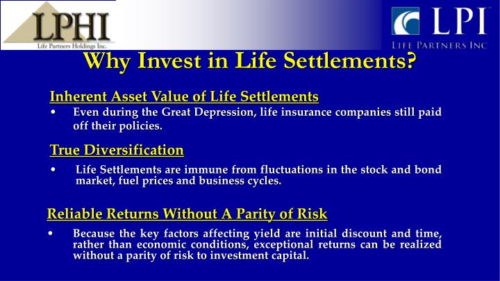 Reliable Returns Without A Parity of Risk