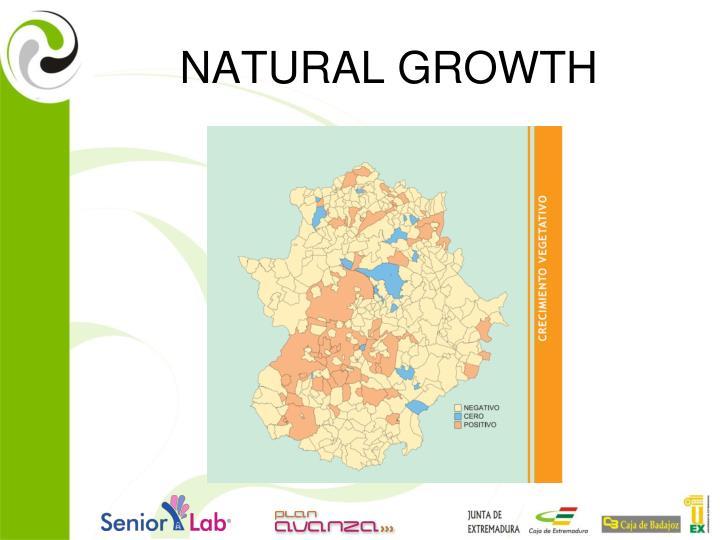 NATURAL GROWTH