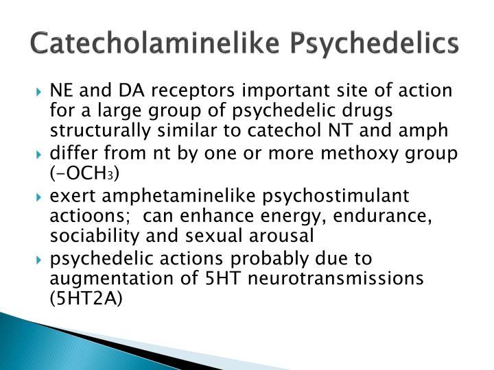 Catecholaminelike