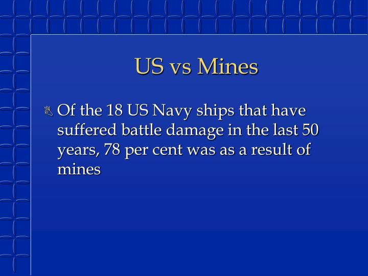 US vs Mines