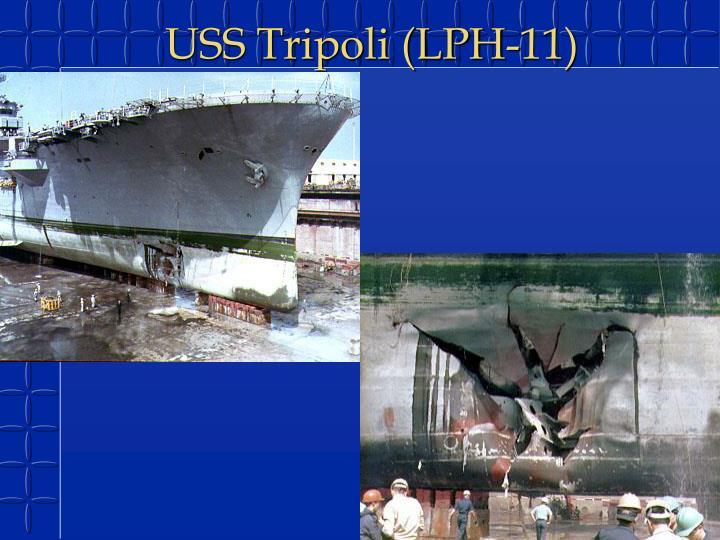 USS Tripoli (LPH-11)