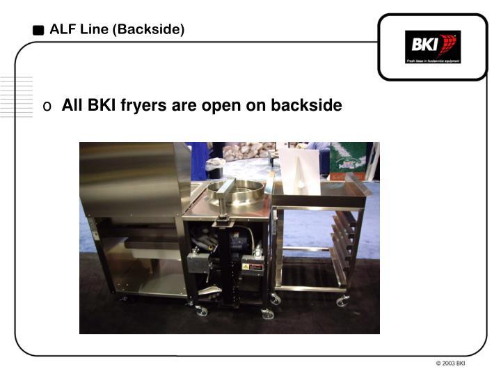 ALF Line (Backside)