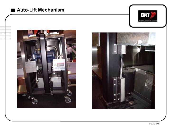 Auto-Lift Mechanism