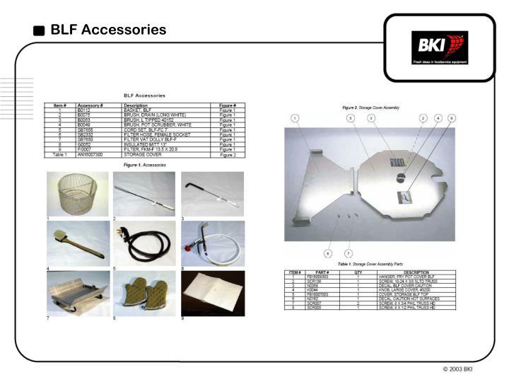 BLF Accessories