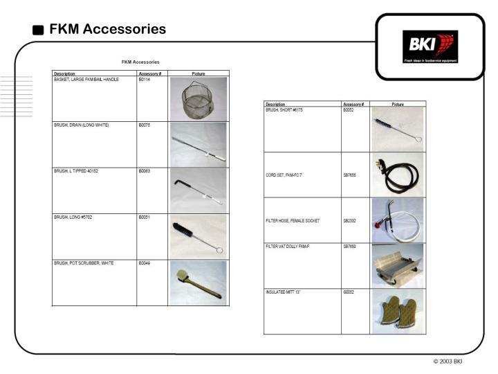 FKM Accessories