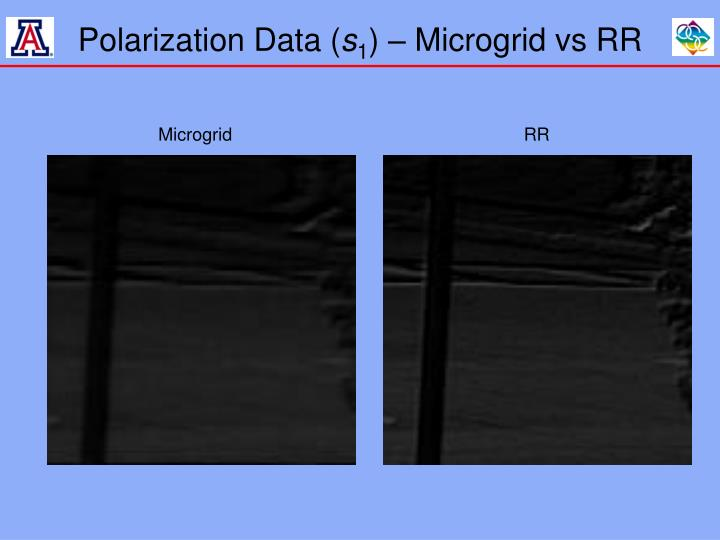 Polarization Data (