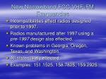 new narrowband fcc vhf fm frequencies1
