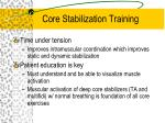 core stabilization training1