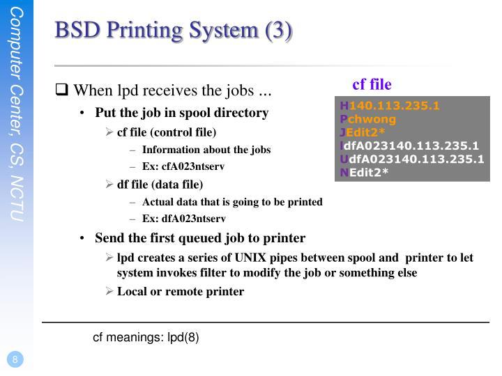 BSD Printing System (3)