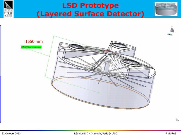 LSD Prototype