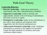 path goal theory2