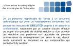 loi concernant le cadre juridique des technologies de l information
