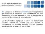 loi concernant le cadre juridique des technologies de l information4