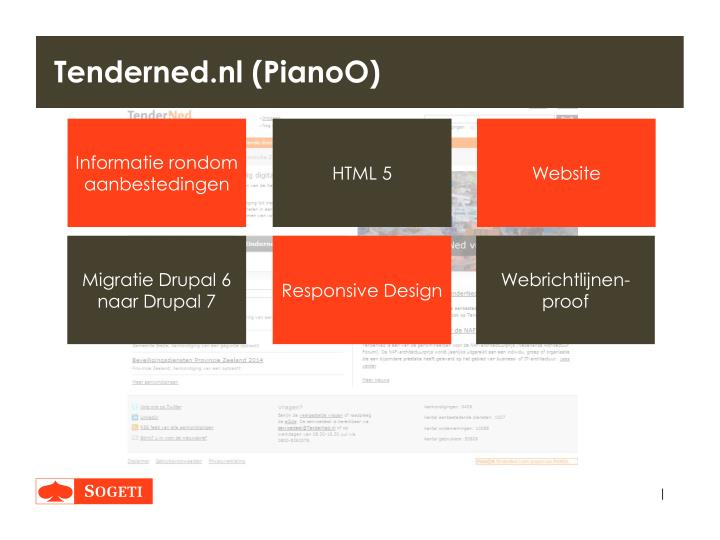 Tenderned.nl (PianoO)