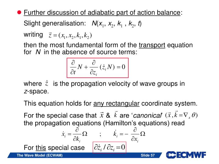 Further discussion of adiabatic part of action balance