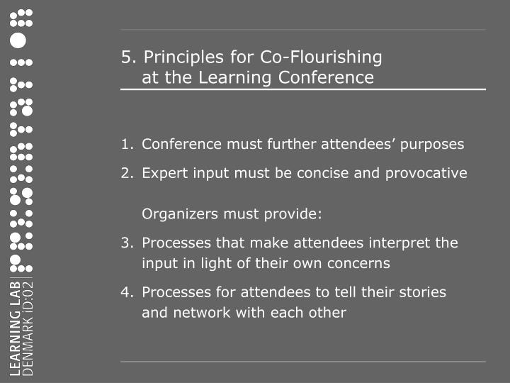 5. Principles for Co-Flourishing