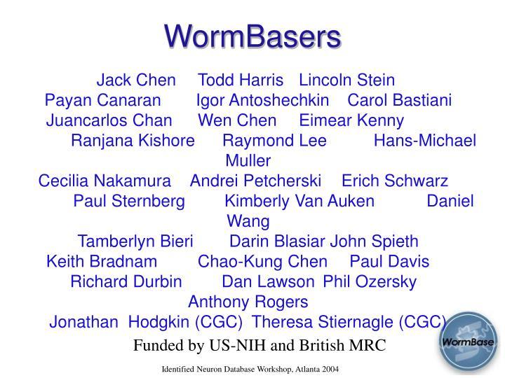WormBasers