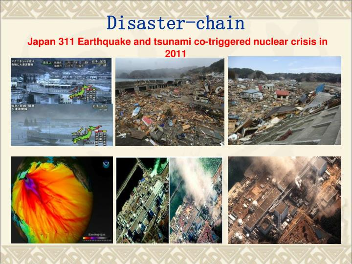 Disaster-chain