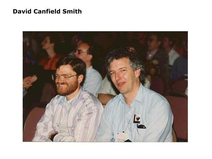 David Canfield Smith