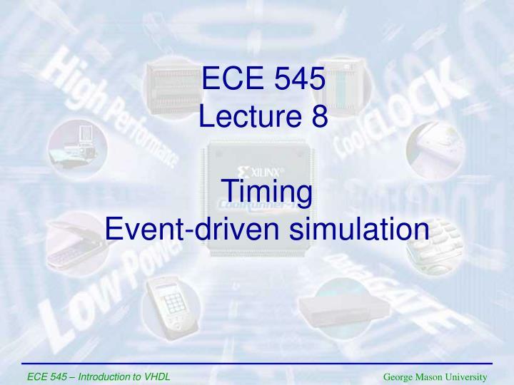 ECE 545