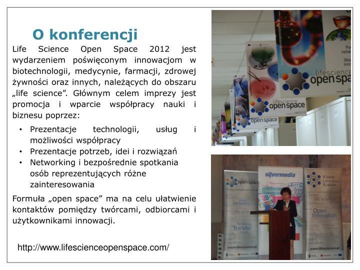 O konferencji