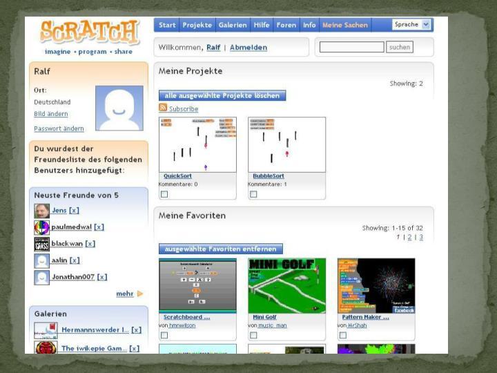 Scratch-Online