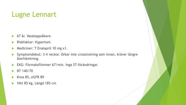 Lugne Lennart