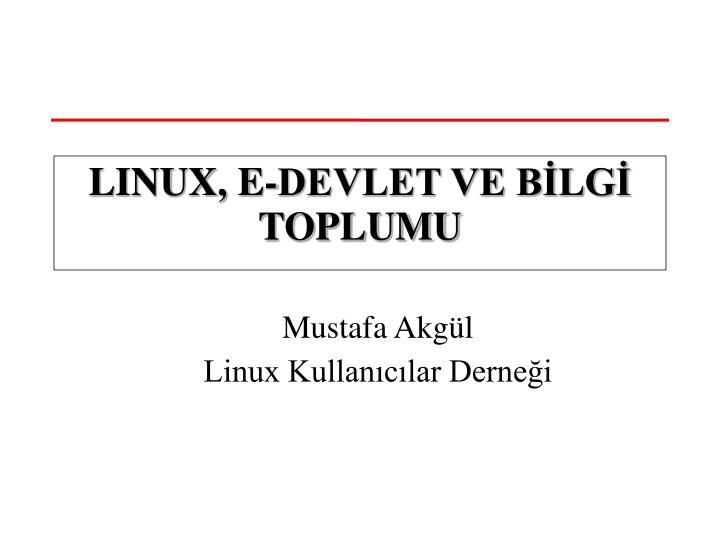 Mustafa Akgül