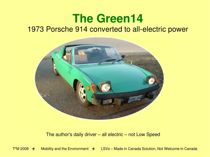 The Green14