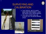 surveying and calibration3