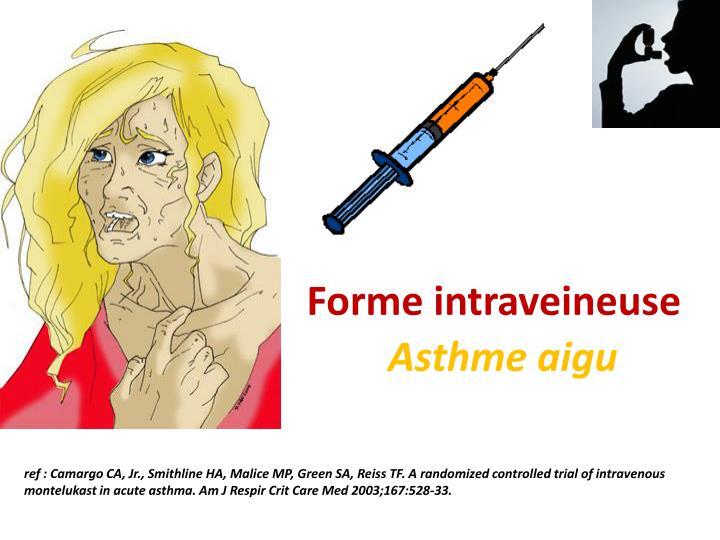 Asthme aigu