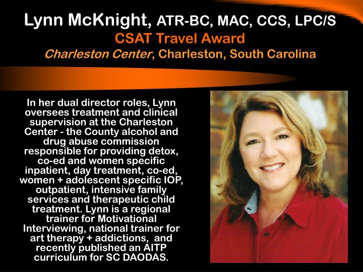 Lynn McKnight,