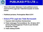 publikasi pts ltb 1