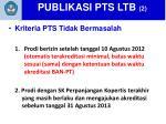 publikasi pts ltb 2