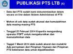 publikasi pts ltb 4