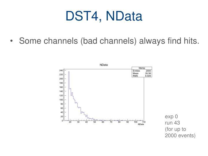 DST4, NData