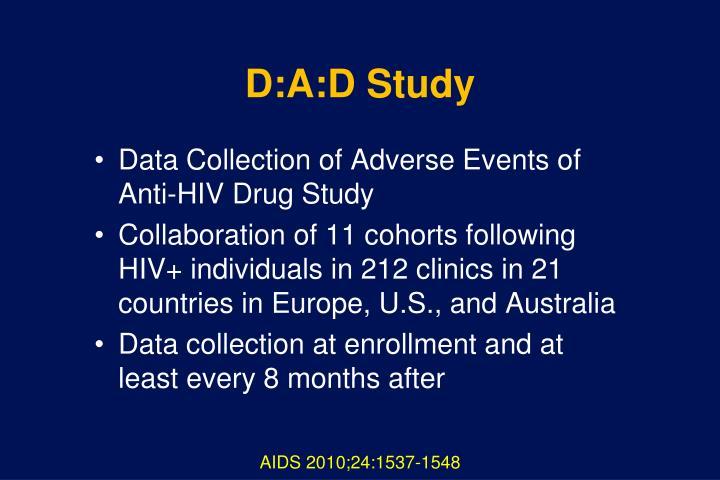 D:A:D Study