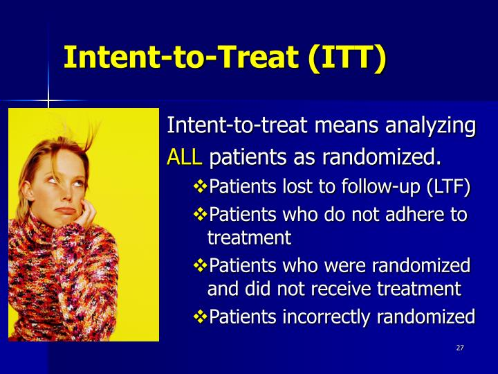 Intent-to-Treat (ITT)