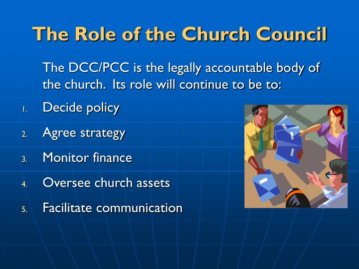 The Role of the Church Council