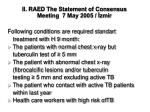 ii raed the statement of consensus meeting 7 may 2005 zmir2