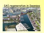 sa1 regeneration in swansea