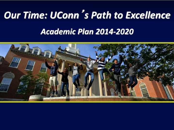 Our Time: UConn