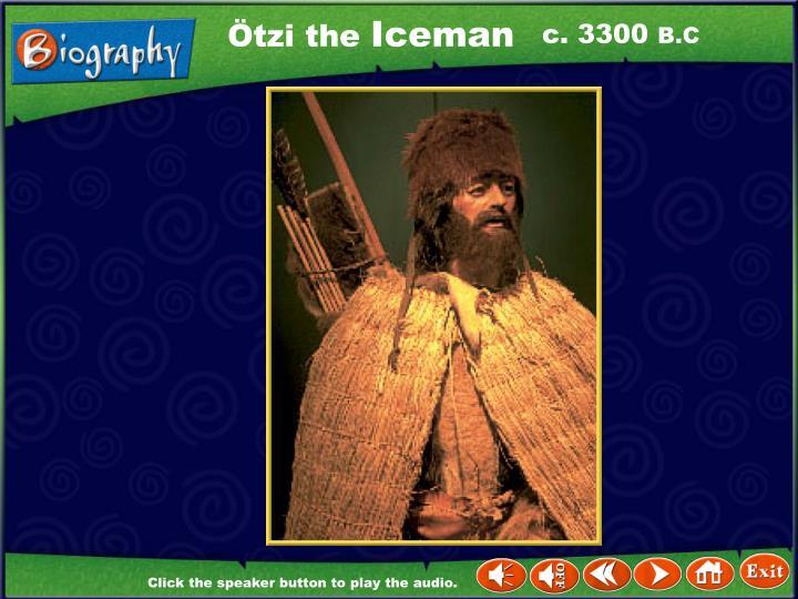 Ötzi the