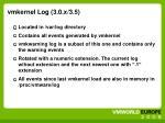 vmkernel log 3 0 x 3 5