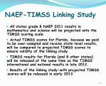 naep timss linking study