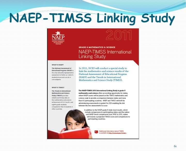 NAEP-TIMSS Linking Study