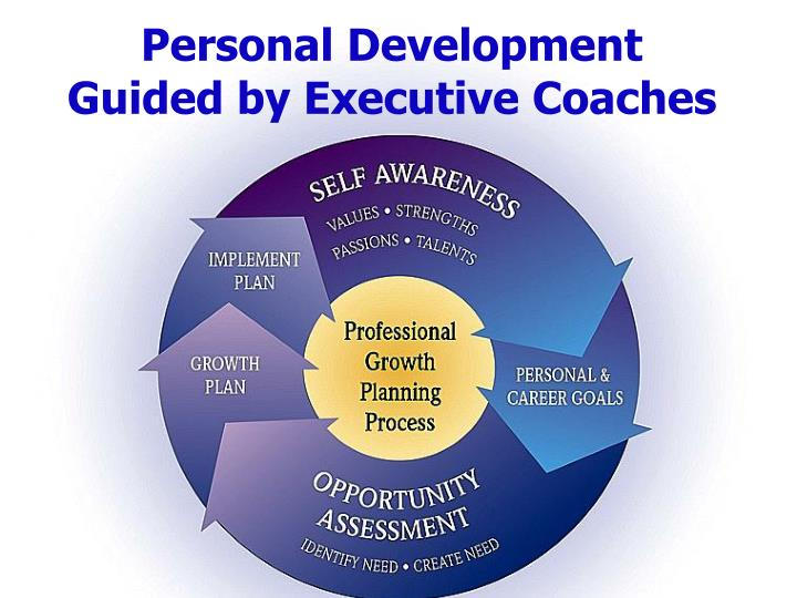 Personal Development Guided by Executive Coaches