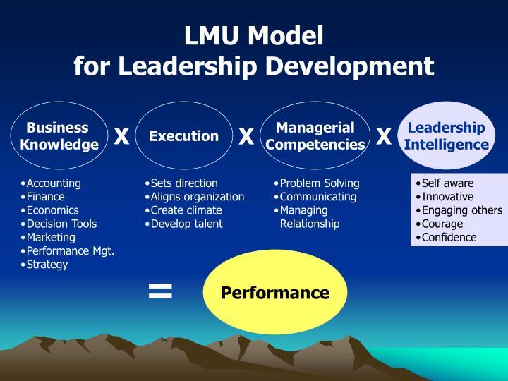 LMU Model