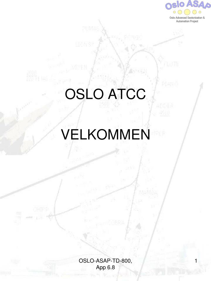 OSLO ATCC