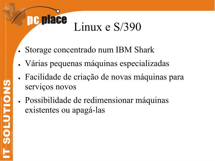 Linux e S/390
